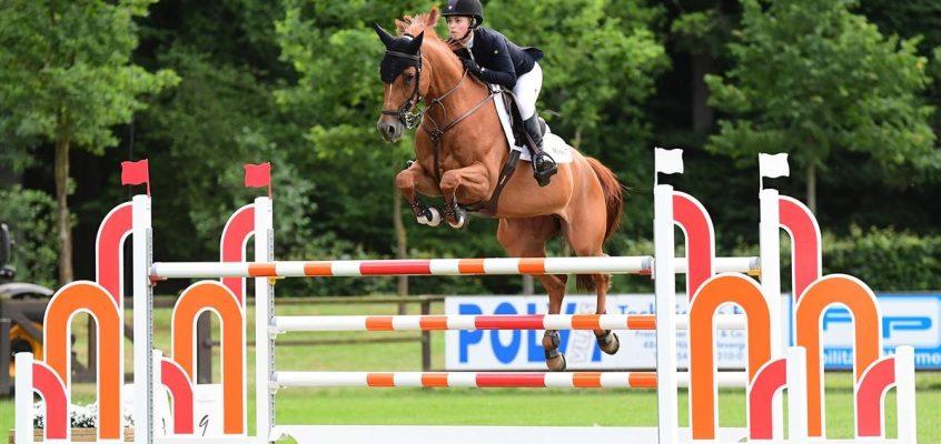 Drei Tage internationaler Pferdesport und Fußball-WM in Riesenbeck!