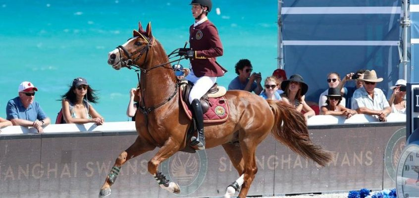 London Knights Take Ranking Lead with Spectacular GCL Shanghai Victory