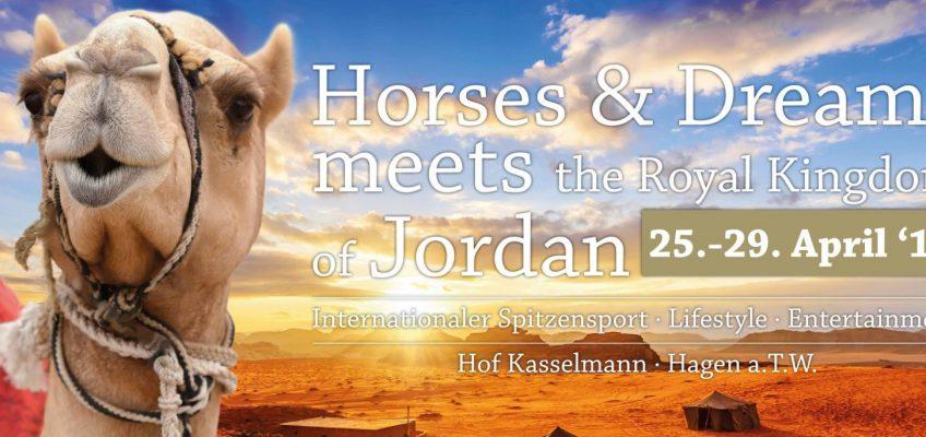 Familientreffen bei Horses & Dreams in Hagen a.T.W. – nicht nur für Beerbaums