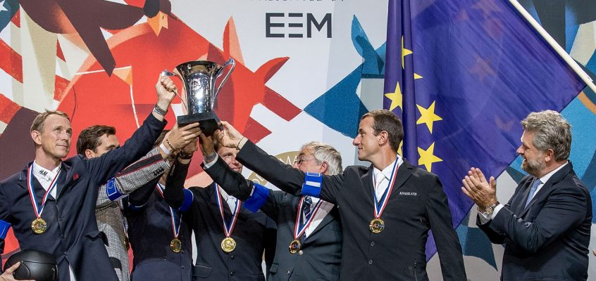 Europa besiegt in New York das US-Team im Riders Masters Cup