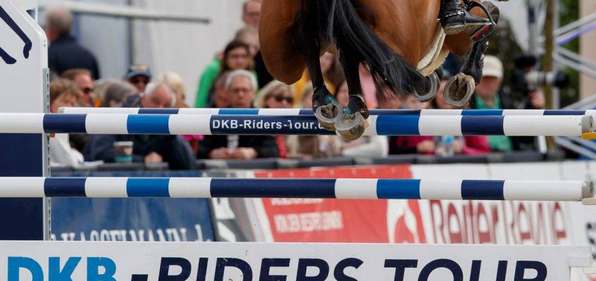 Katrin Eckermann gewinnt DKB-Qualifikation in Hagen vor Markus Beerbaum