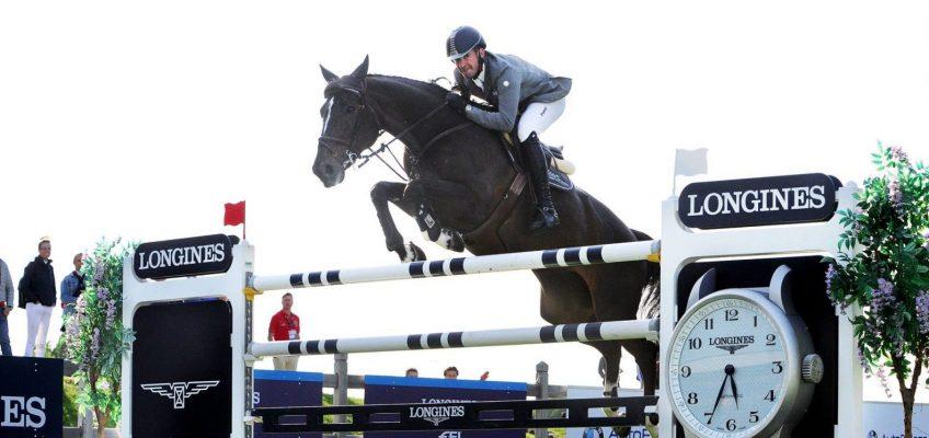 Philipp Weishaupt gewinnt Longines Grand Prix in Samorin