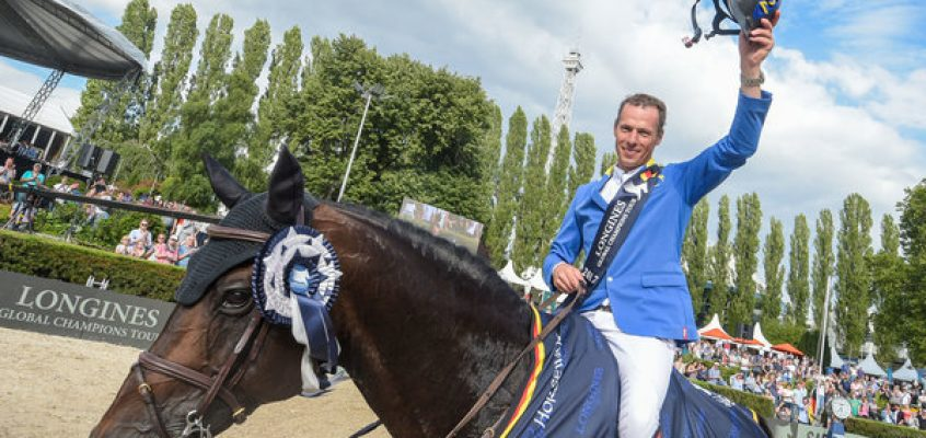 Global Jumping Berlin 2018 – Christian Ahlmann im Interview
