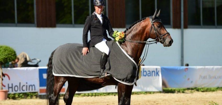 Rolf-Göran Bengtsson gewinnt Stutteri Ask Grand Prix in Dänemark