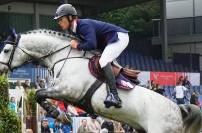 Christian Ahlmann gewinnt Großen Preis von Wiesbaden