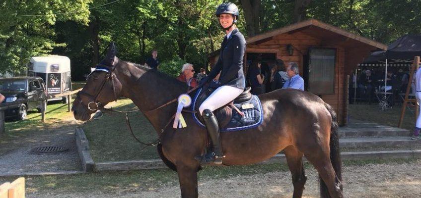 Jan Wernke gewinnt Weltranglistenspringen in München vor Simone Blum