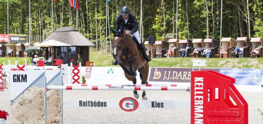 DKB Pferdewochen: Thieme siegt in Groß Viegeln!