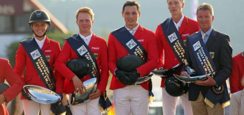Future Champions: Junge Reiter nicht zu schlagen!