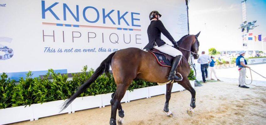 Knokke Hippique: Jos Verloy gewinnt Hauptspringen – Janne Meyer auf Platz sechs!