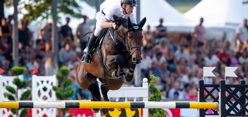 Publikumsliebling Marcus Ehning schnappt sich Championat von Balve!