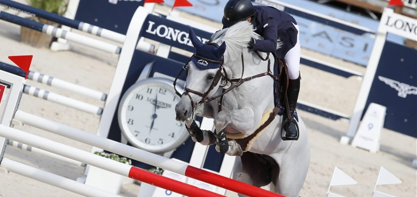 Whitaker 1-2 in LGCT Monaco Showdown