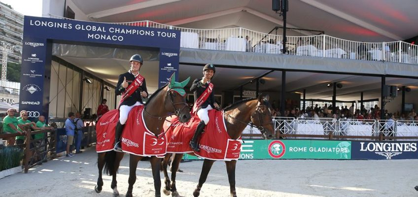 Monte Carlo: Felix Haßmann triumphiert in der Einzelwertung der Global Champions League!
