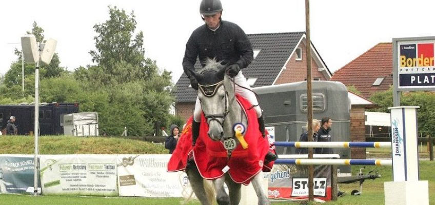 Fehmarn-Pferde-Festival: Wetterkapriolen und Junge Pferde!