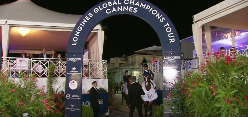 Erste Runde GCL in Cannes, Christian Ahlmann bester Deutscher