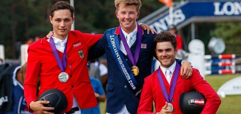 EM Fontainebleau: Cedric Wolf gewinnt Silber!