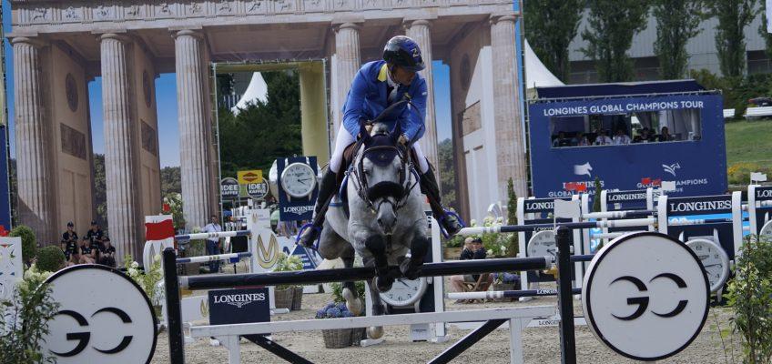 Alberto Zorzi schnappt Christian Ahlmann den Sieg im Grand Prix von Berlin weg!