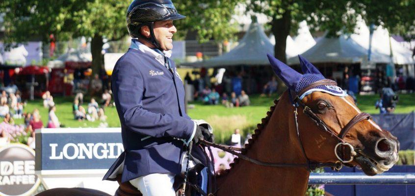 Eric Lamaze gewinnt in  Aachen vor Philipp Weishaupt