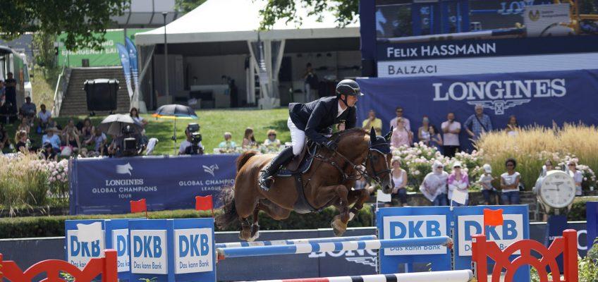 Felix Haßmann Zweiter, Holger Wulschner Dritter in Berlin