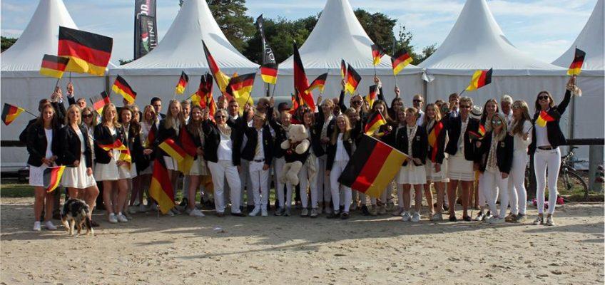 EM Fontainebleau: U21-Springreiter Zweite nach erstem Umlauf