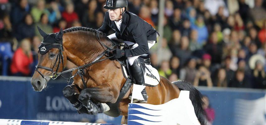 Marcus Ehning und Comme il faut fliegen zum Sieg in Chantilly!