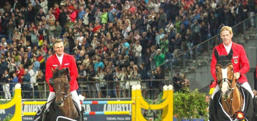 CHIO Aachen: Morgen starten die Springreiter!