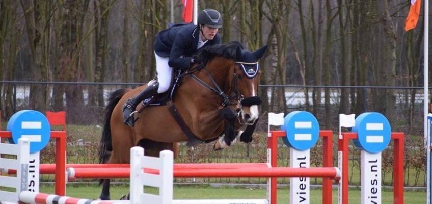 Nisse Lüneburg gewinnt CSI3*-Springen samt Diamanten in Sommersted