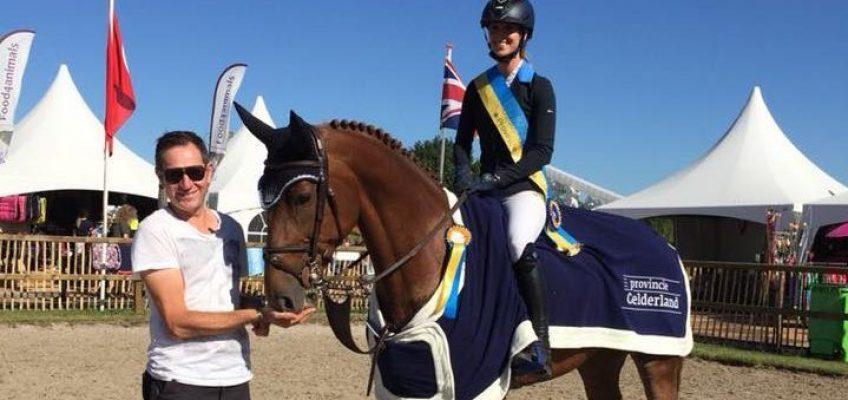 Simone Blums DSP Alice meldet sich mit Grand Prix-Sieg zurück