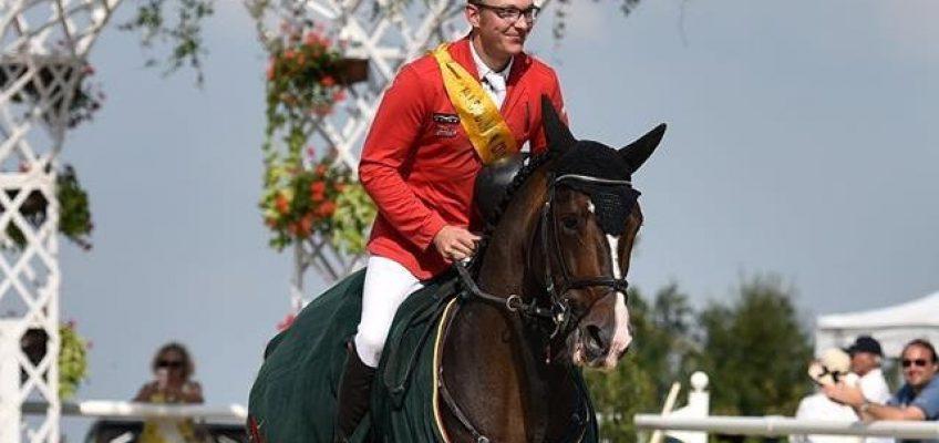 Tobias Meyer holt sich den Sieg bei den Albführen Country Classics!