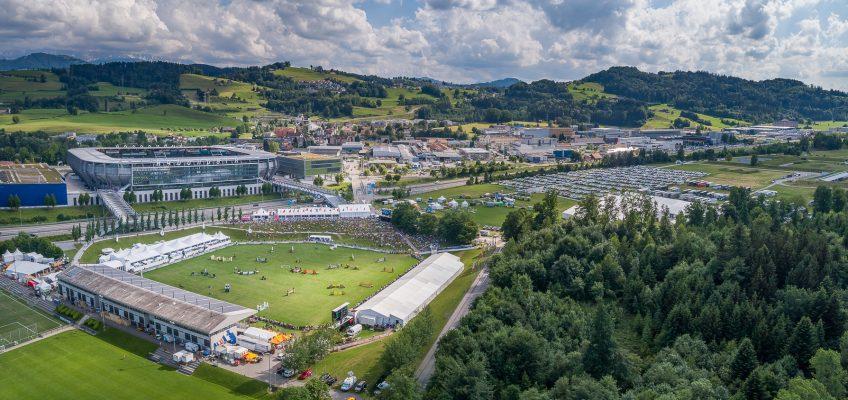 Stärkere Basis für den CSIO St. Gallen mit Emil Frey Gruppe