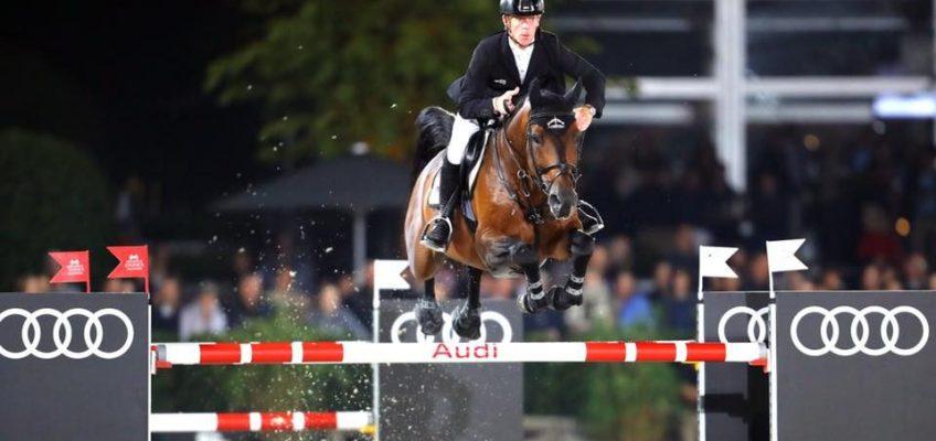In Bestform: Marcus Ehning und Comme il faut gewinnen Hauptspringen in Brüssel!