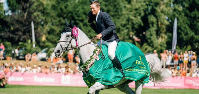 McLain Ward gewinnt Rolex Grand Prix in Dinard