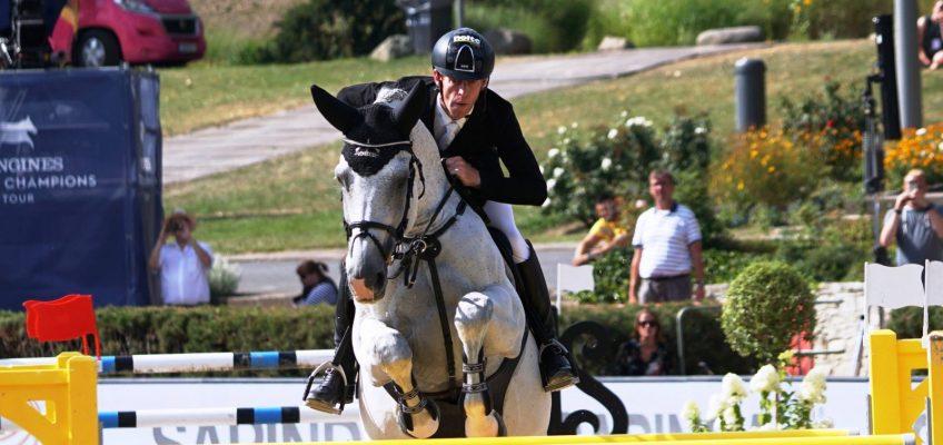 Marcus Ehning klettert in der Weltrangliste noch einen Platz hoch