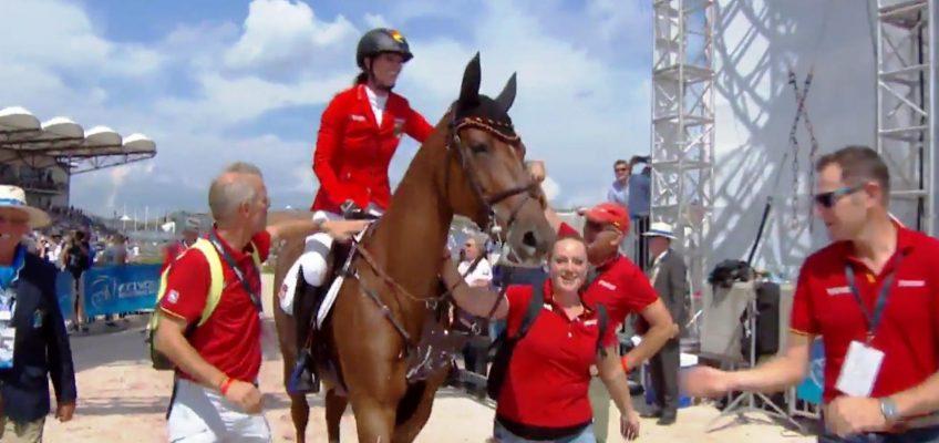 Simone Blum ist Weltmeisterin! Liveticker aus Tryon