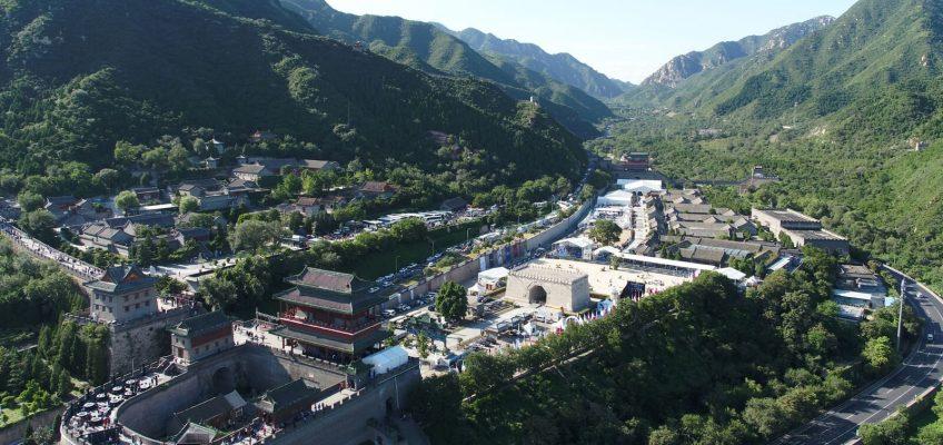 Grandiose Premiere der Longines China Tour Peking 2018 direkt an der Grossen Chinesischen Mauer
