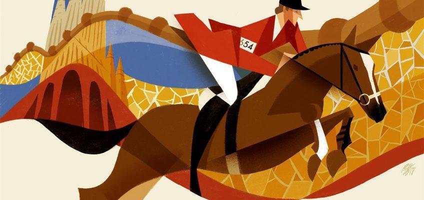 Riesenbeck International – Auftakt der Hallensaison im Zeichen von Sport und Kunst