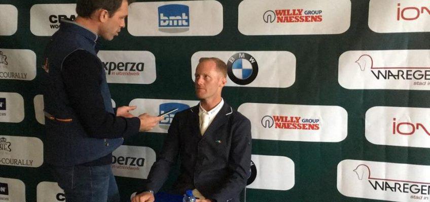 Niels Bruynseels gewinnt Grand Prix und einen BMW!