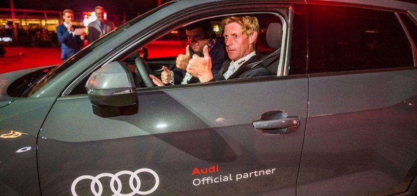 Noch ein Sieg und noch ein Auto für Marcus Ehning in Brüssel