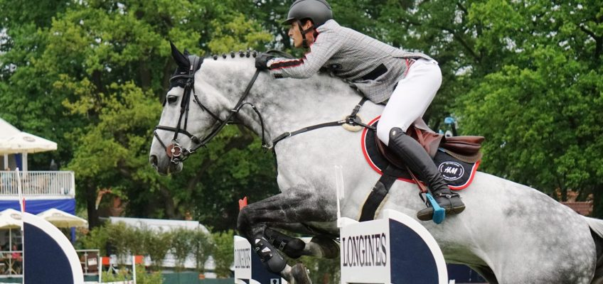 Tina Onassis und Bertram Allen rüsten mit neuen Pferden auf
