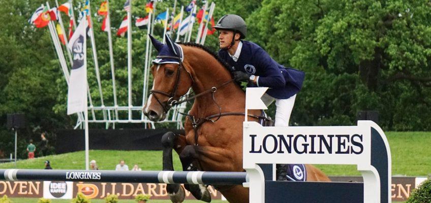 Chritian Kukuks nächster Erfolg beim Weltcup-Turnier in Oslo