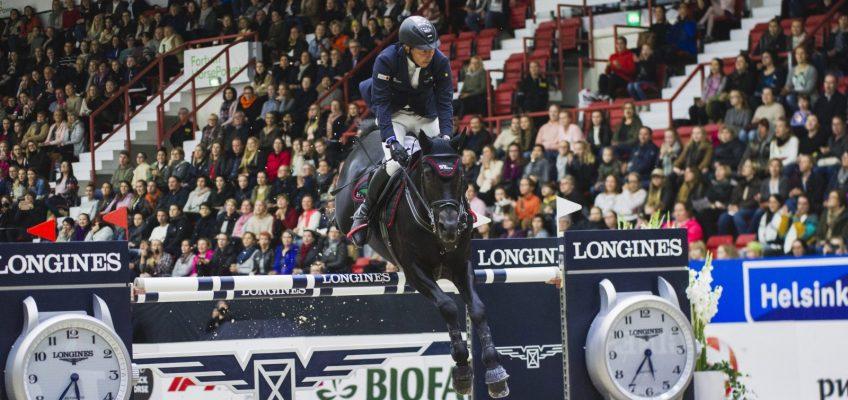 Hansi Dreher führt weiter die Weltcup-Wertung an