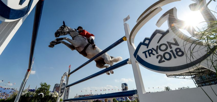 No doping positives at FEI World Equestrian Games Tryon 2018; two controlled medication cases