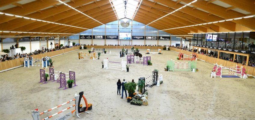 Riesenbeck International – 114 Teilnehmer am Start