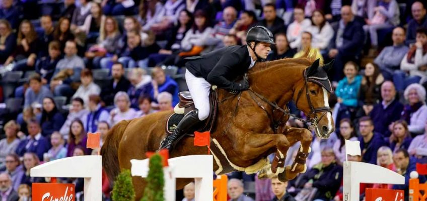 Hendrik Sosath bester Deutscher beim Trophy Final in Herning