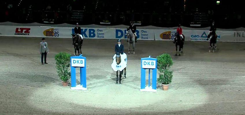 Neuseeländer gewinnt DKB-Championat beim Großen Preis von Sachsen
