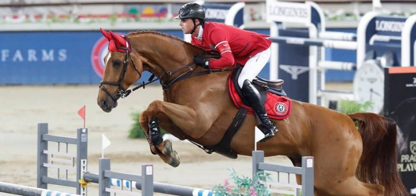 Unstoppable Ben Maher Takes Finals Win And LGCT and GCL Championship Crowns