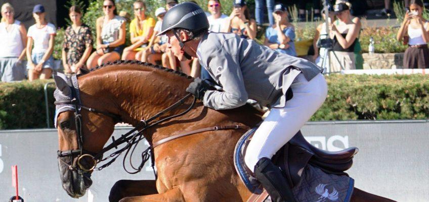 Auch Ludger Beerbaum kommt zu Stuttgart German Masters