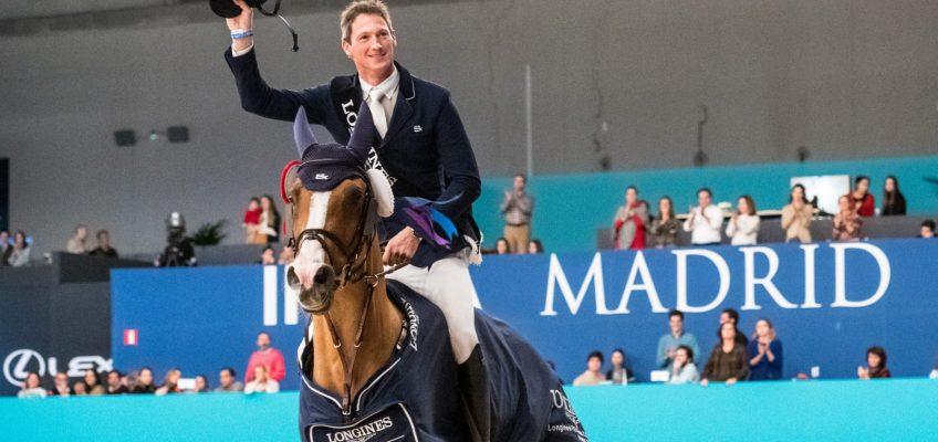 Madrid: Daniel Deusser springt zum zweiten Weltcup-Sieg