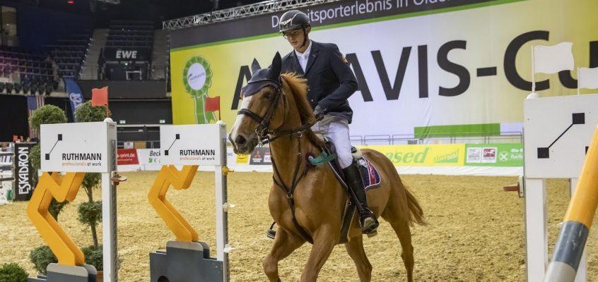 EY-Cup – Max Haunhorst holt sich das Finalticket