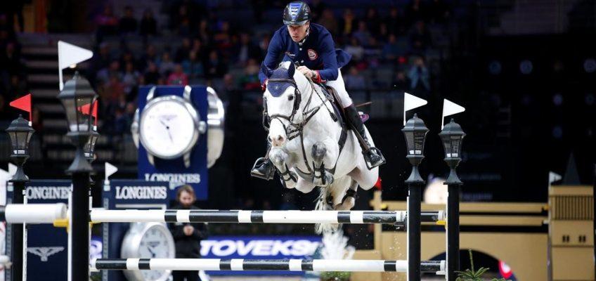 Elf Pferde mit Z-Brand am Start beim höchstdotierten Turnier der Welt