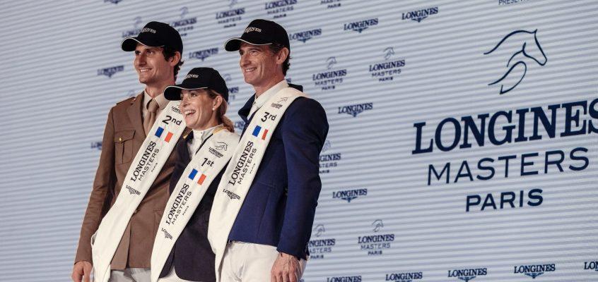 Edwina Tops-Alexander gewinnt Grand Prix von Paris